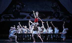 [Blog] Prodigal Son at Los Angeles Ballet