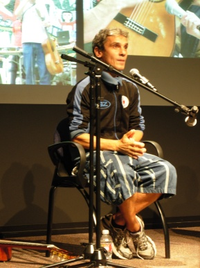 [Blog] Manu Chao Talks Life, Music, Politics with Josh Kun at USC (+ Video)