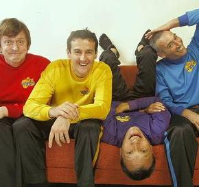 [LA Times] The Wiggles: Bubbly superstars of the preschoolset