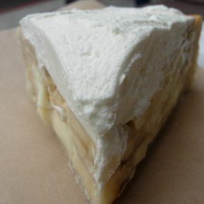 Banana Cream Pie at the PieHole