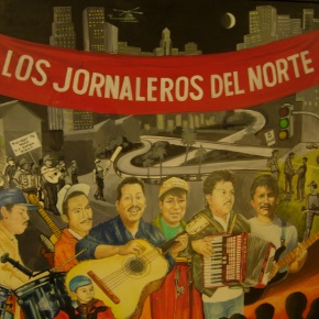 Los Jornaleros del Norte: Day Laborer Band Sings for Immigrant Rights (+Video)