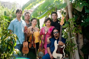 "Concert Review: Quetzal's Ready to Dance With New Album ""Imaginaries"""
