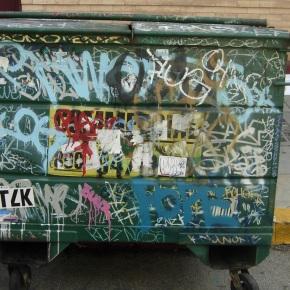 [Blog] Jean-Michel Basquiat Dumpster: Art isEverywhere!