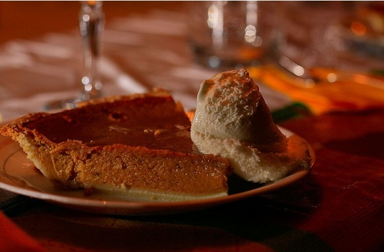 pumpkin pie / Flickr - waferboard