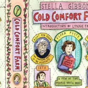 "[Blog] Quote of the Day: ""The life of the journalist…"" from Cold Comfort Farm"