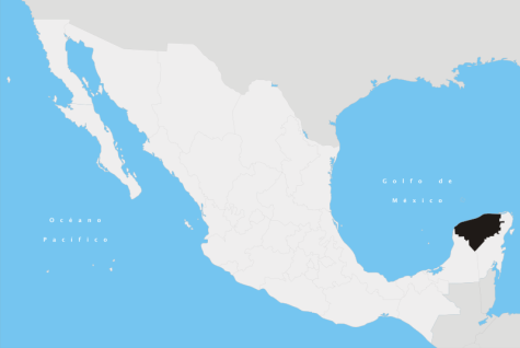 Located in southern Mexico right off the Gulf Coast, the Yucatan is an obvious entry point to Mexico for immigrants. / Wikipedia