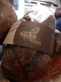 bread from the Hogaza bakery in Chapultepec