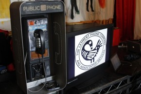 "[Blog] Lotus Link Roundup: Leimert Park Phones, Literary L.A. Map + Chef John Sedlar's ""StillCooking"""