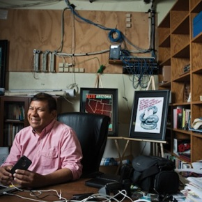[LA Weekly] Pablo Alvarado: The Man Who Organized DayLaborers