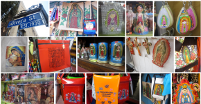 [USC] Photo Essay: The Virgin of Guadalupe at OlveraSt.