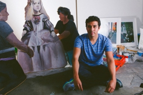 [LA Weekly] Ramiro Gomez: Making MenialMeaningful