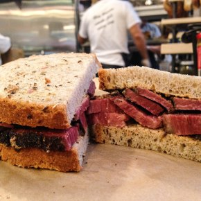[The Forward] Wexler's Brings The Deli Revolution to L.A.