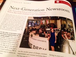 [Trojan Family Magazine] Next-GenerationNewsroom
