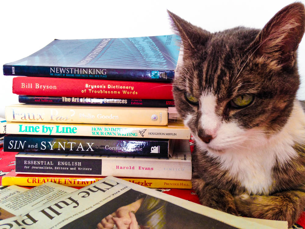 Blog] Top 11 writing books for journalists   Lotusland