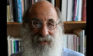 Malcolm Margolin, publisher of Berkeley-based Heyday Books. Photo credit: Heyday Books